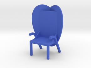 MOTH by RJW Elsinga 1:10 in Blue Processed Versatile Plastic