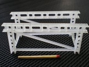 1/16 WWI Flugmotor Stand in Smooth Fine Detail Plastic