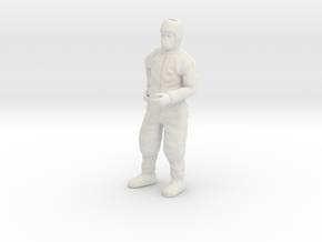 Clean Room Workman Nr. 3 / 1:20 in White Natural Versatile Plastic