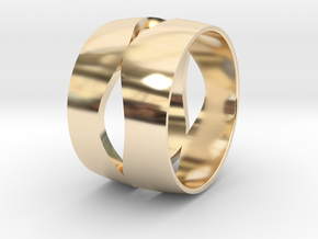 Ring 3 - Size 12 in 14K Yellow Gold