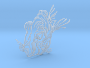 3d Fish Window Decoration in Smooth Fine Detail Plastic