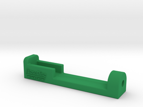 PianoDisc Tool Big in Green Processed Versatile Plastic