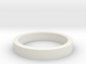 Formel MINI-Z Distanzring 3mm in White Natural Versatile Plastic