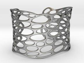 OrganicBra in Polished Silver