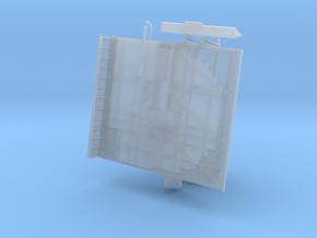 1:96 scale SPS 48E radar in Smooth Fine Detail Plastic