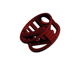 GCM114-04-01 - R.I.C.E.™ Port Style1 holder in White Strong & Flexible