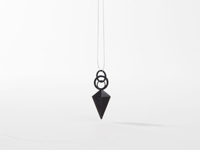 Arrow  in Black Natural Versatile Plastic