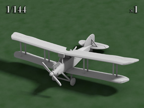 Albatros J.I in White Strong & Flexible: 1:144