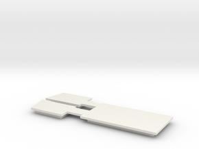 Cargo Sprinter Fenster_v1 in White Natural Versatile Plastic