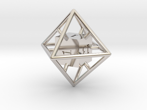 Average D8 Cage Dice in Platinum