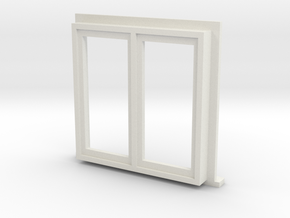 Window Type 4 - 4mm in White Strong & Flexible