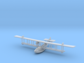 1/350 Felixstowe F2a Early model in Smooth Fine Detail Plastic