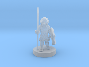 Olwulf the Loyal in Smoothest Fine Detail Plastic