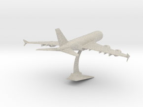 Airbus A380-0.125 in Natural Sandstone