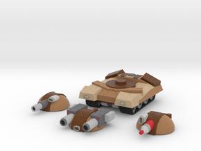 Xcom Heavy Weapons Platform in Full Color Sandstone