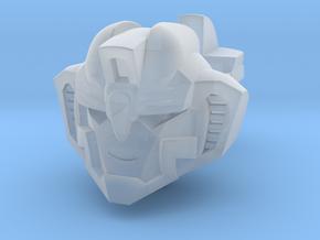 Neo Seeker Head - Smirky in Smooth Fine Detail Plastic