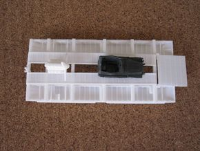 1/144 B-Ferry for Operation Sealion in White Natural Versatile Plastic