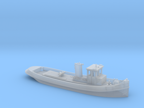 Risico steam tug in 1:350 scale in Smooth Fine Detail Plastic