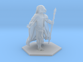 Dragonborn Sorcerer in Smooth Fine Detail Plastic