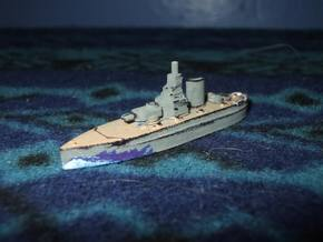 HMS Terror 1/1800 in White Natural Versatile Plastic