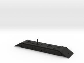 1/600 CSS Georgia in Black Natural Versatile Plastic