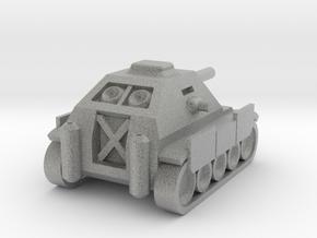 Jagdpanzer IV in Metallic Plastic