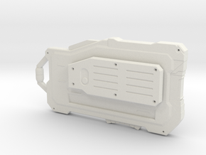 Communications Tac-Pad in White Strong & Flexible