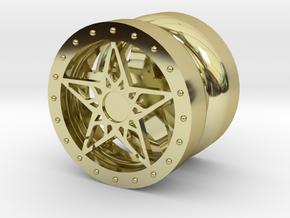 LoneStar YoYo in 18k Gold