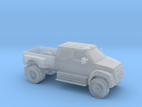 1/87 2000-13 Ford F650 in Smooth Fine Detail Plastic