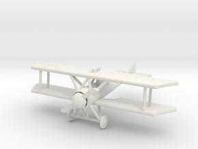 Morane-Saulnier BB 1:144th Scale in White Natural Versatile Plastic