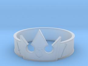 KHRingShield in Smoothest Fine Detail Plastic
