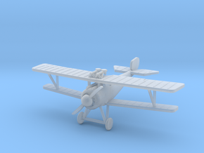 Nieuport 17 N2263 1:144th Scale in Frosted Ultra Detail