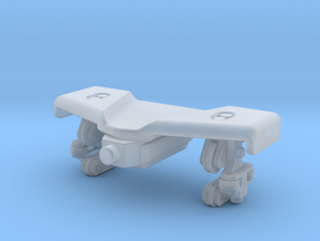 Front train small in Smooth Fine Detail Plastic