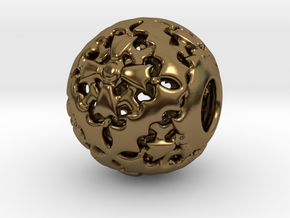 PA CharmV1D14SE564 in Polished Bronze