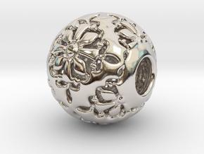 PA CharmV1D14SE563 in Platinum