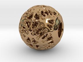 PA CharmV1D14SE521 in Polished Brass