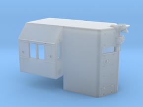 N Scale GP35 High Hood for N&W, SOU, and W&LE in Smoothest Fine Detail Plastic
