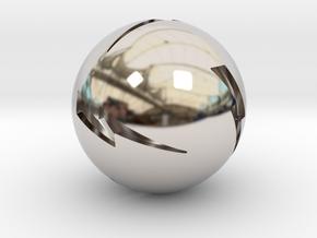 Lightning Ball! in Platinum