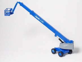N Scale 1:160 Boom Lift in Smooth Fine Detail Plastic