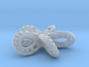 Five Loop in Smooth Fine Detail Plastic