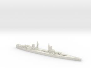 HMS Britannia (N-3) 1/2400 in White Natural Versatile Plastic