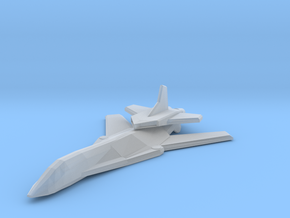 [Galaxia] Project 1042 Strelka (Wings Swept) in Smooth Fine Detail Plastic