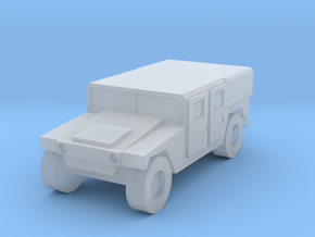 1/285 US Army M1035 Humvee HMMWV Hummer H1 in Frosted Ultra Detail