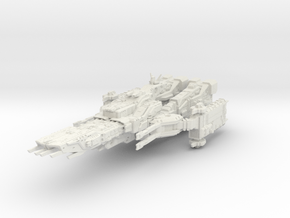 super fortress solid in White Strong & Flexible