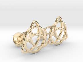 Celtic Knot in 14k Gold Plated