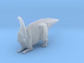 1/72 Parasaurolophus - Prone in Smoothest Fine Detail Plastic