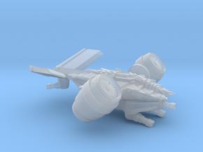 DRONE FORCE - VTOL Gunship in Smooth Fine Detail Plastic