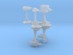 MicroFleet Webbian Sampler (9pcs) in Frosted Ultra Detail