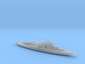 1/1800 HMS Warspite (1942) in Smooth Fine Detail Plastic