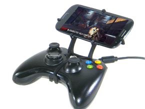 Xbox 360 controller & Samsung Galaxy A3 Duos in Black Natural Versatile Plastic